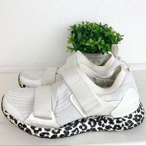 adidas Ultra Boost Stella McCartney White Leopard